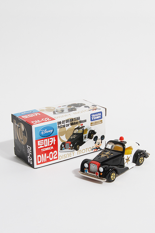 TOMICA  Dream Star Patrol Dm-02