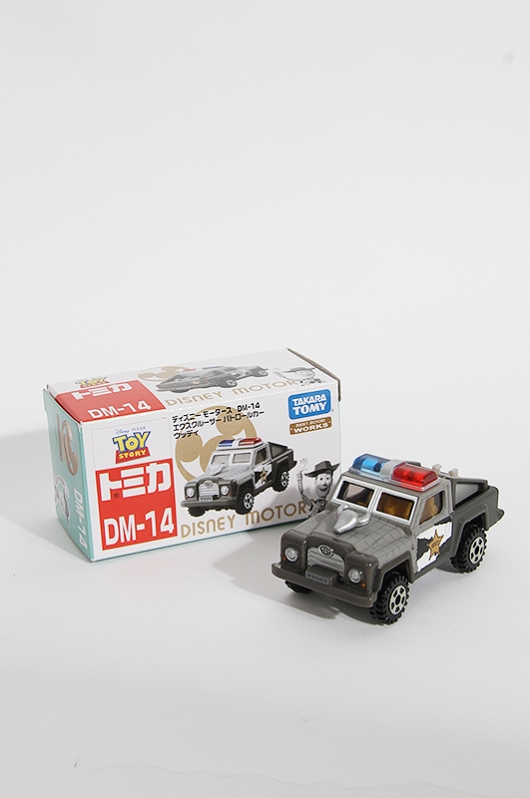 TOMICA Disney Motors DM-14