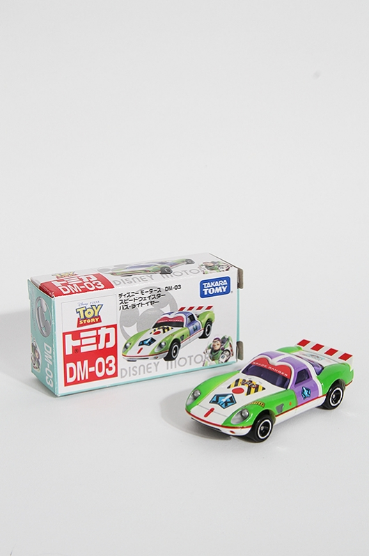 TOMICA Disney Motors DM-03
