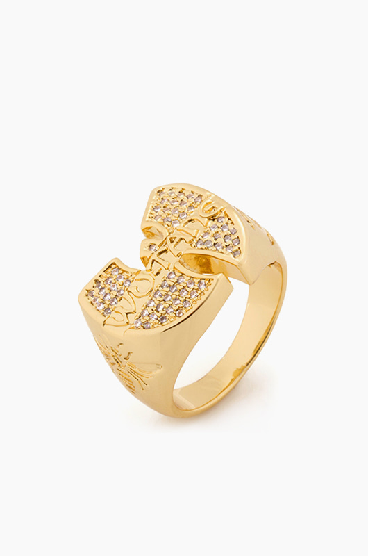 KING ICE The Wu-Tang Forever Ring