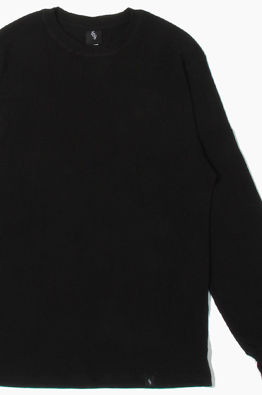 808 808 Thermal L/S Black