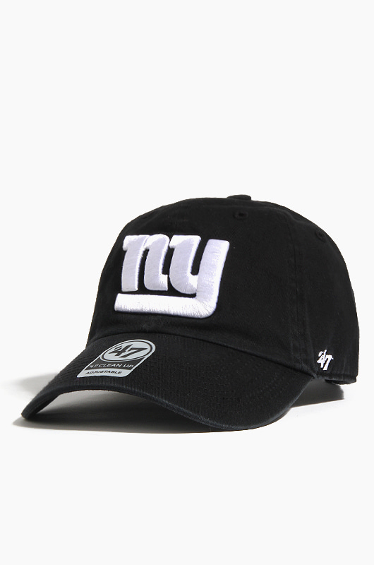 47BRAND NFL Clean Up Giants Black