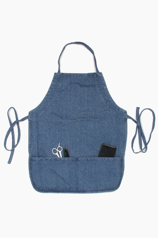 COBRA Denim Long Apron