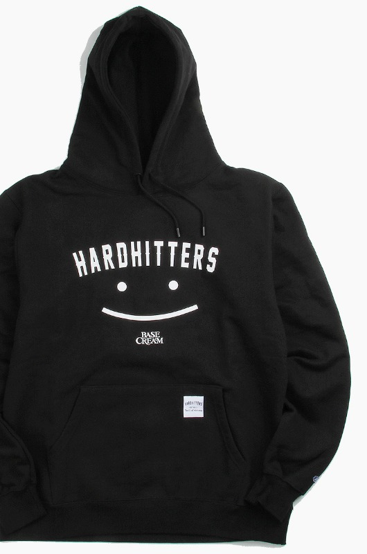 HARDHITTERS Basecream Collab Pullover Black