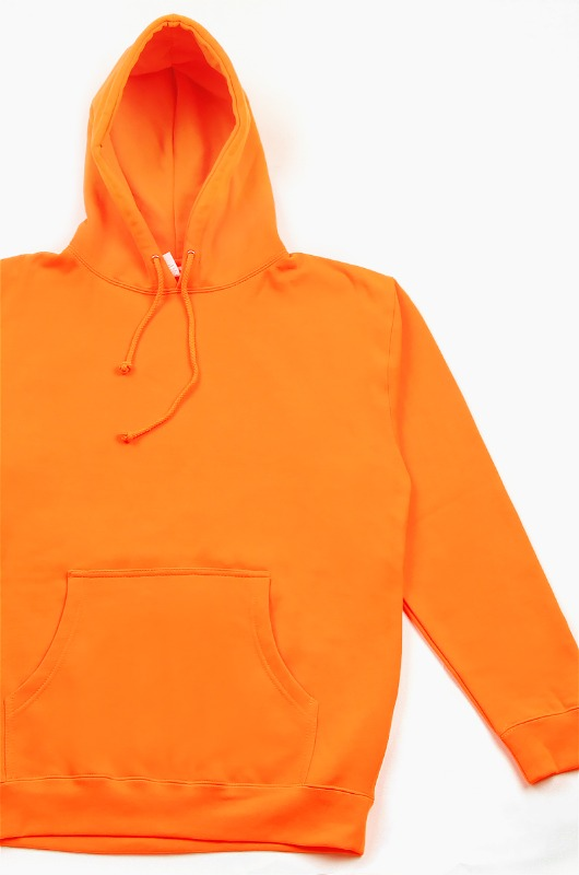 iNDEPENDENT Heavyweight Hood Orange