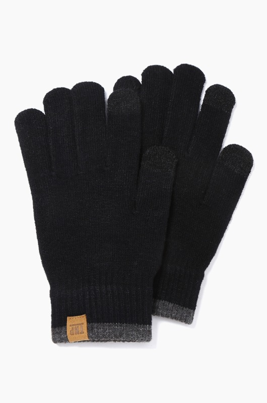 TNP Standard Touch Gloves Black